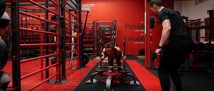 Personal Trainer Motivation