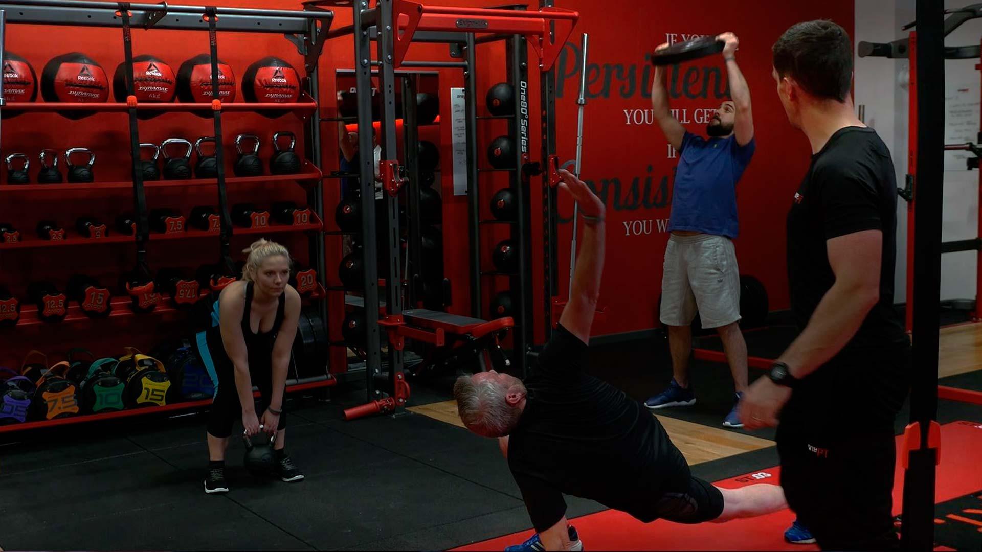 personal training rochdale
